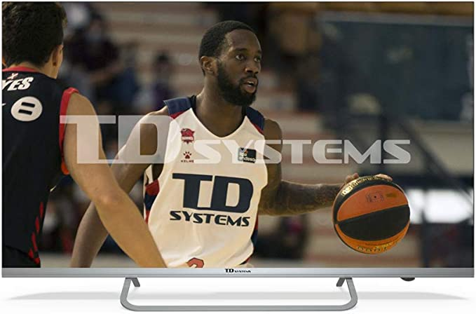 Televisiones Smart TV 43 Pulgadas 4K Android 9.0 y HBBTV, 1300 PCI Hz UHD HDR, 3X HDMI, 2X USB. DVB-T2/C/S2, Modo Hotel - Televisores TD Systems K43DLX11US: Amazon.es: Electrónica