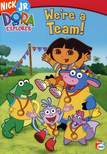 Dora the Explorer - We're a Team -