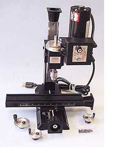 Sherline 5000 CNC-ready Milling