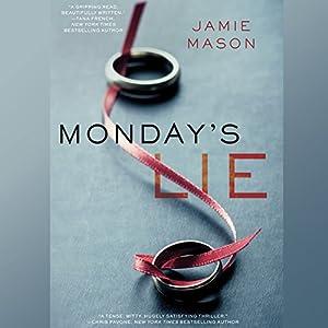 Monday's Lie Audiobook