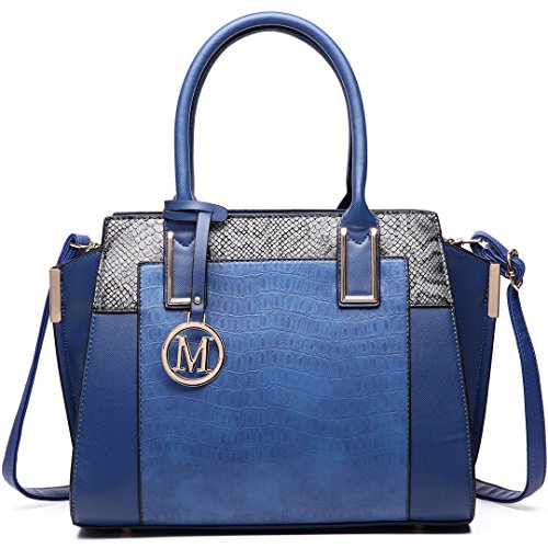 Miss Lulu ,  Damen Tasche 6623 Navy
