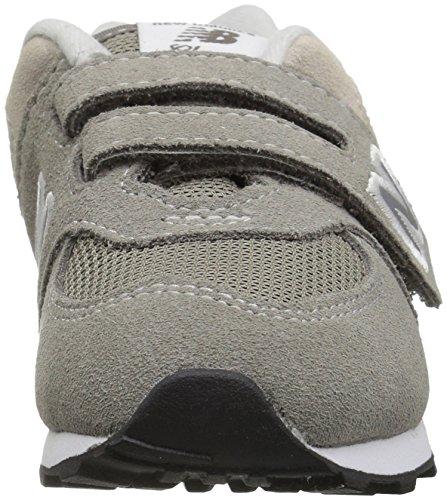 New Balance Unisex-Kinder Iv574v1 Sneaker Gris