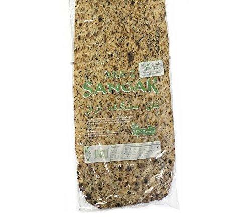 Ara-Z Sangak Multi-Grain (5-Pack) by Breadmasters
