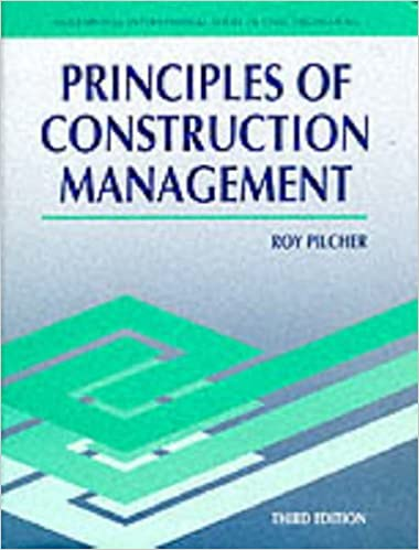 Buy Principles Of Construction Management Mcgraw Hill International