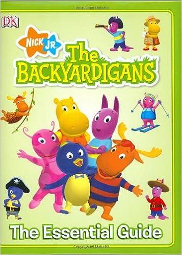 Backyardigans The Essential Guide Dk Essential Guides DK