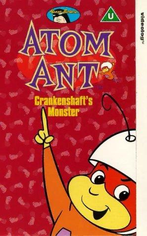 Atom Ant [VHS]
