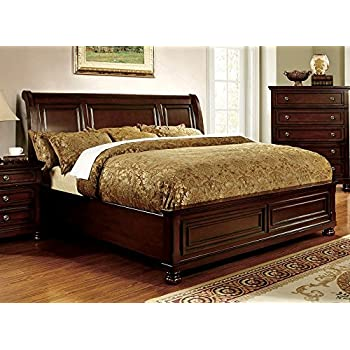 Home Styles Lafayette Sleigh Bed King