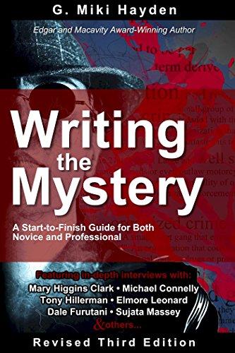 Writing Mystery Start Finish Professional ebook product image