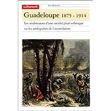 GUADELOUPE 1875-1914 : LES SOUBRESAUTS D'UNE SOCIÉTÉ PLURI-ETHNIQUE OU AMBIGUÏTÉS DE L'ASSIMILATION
