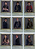 #6: Outlander Season 1 Character Bios Complete 9 Card Chase Set C1 to C9