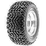 SunF G003 all-Terrain UTV Golf-Cart Turf Tire 23x10.5-12, 4 Ply, Tubeless, Lawn & Garden