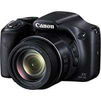 Canon PowerShot SX530 HS - Wi-Fi Enabled International Version (No warranty)