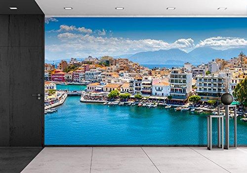 Agios Nikolaos Agios Nikolaos is a Picturesque Town in the Eastern Part of the Island Crete