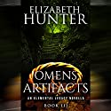 Omens and Artifacts: An Elemental Legacy Novella, Volume 3 Audiobook by Elizabeth Hunter Narrated by Sean William Doyle