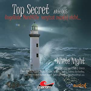 White Night (Top Secret Akte 005) Hörspiel