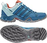 adidas outdoor Women's Terrex AX2R Mystery Petrol/Mystery Petrol/Easy Coral 6.5 B US