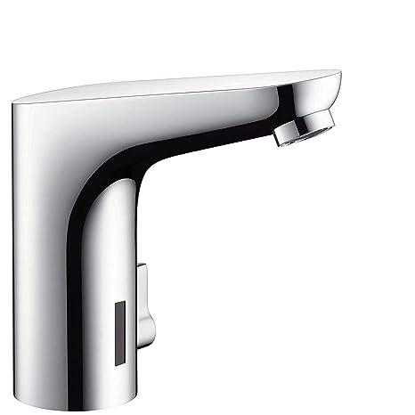 Hansgrohe 31173000 Focus Grifo electrónico de lavabo con conexión a red y regulación de temperatura Cromo