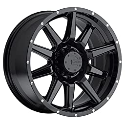 Mamba M15 Gloss Black Wheel (17x9\