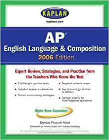 ap english language 2006 essay How to write an english essay  such as adding more details or clarifying the language  score a 9 on an ap english essay how to.