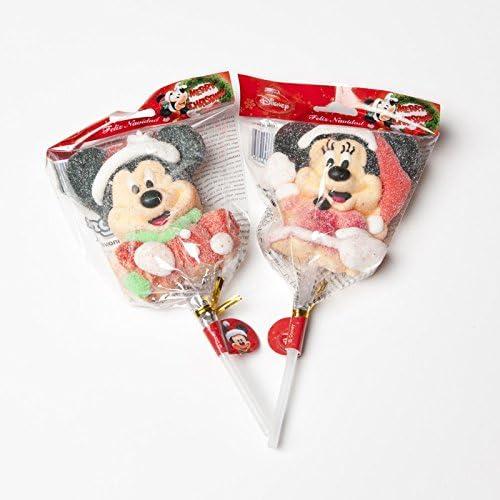 Piruleta masmelo Disney Navidad 12 u.: Amazon.es: Juguetes y juegos