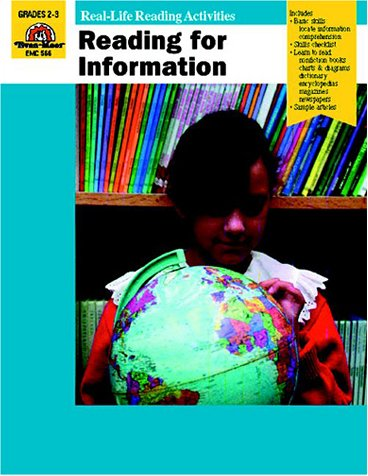 Reading for Information: Grades 2-3 (Real-Life Reading Activities)