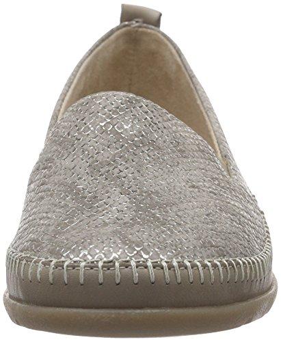 Remonte Dorndorf D1902, Women's Loafers Gold (Porzellan/Fango-silver/64)