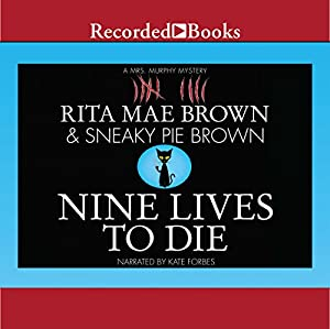 Nine Lives to Die Audiobook