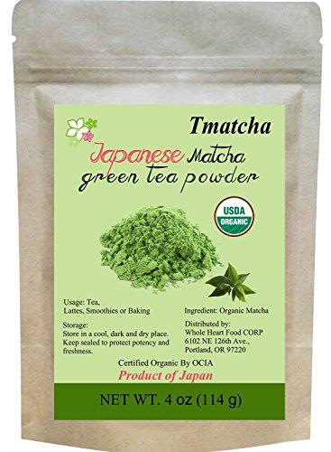 Tmatcha Organic Japanese Certification Culilary product image