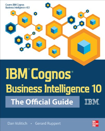 Download IBM Cognos Business Intelligence 10: The Official Guide Pdf