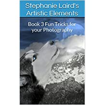 Stephanie Laird's Artistic Elements: Book 3 Fun Tricks for Your Photography (Book 3 of 3)