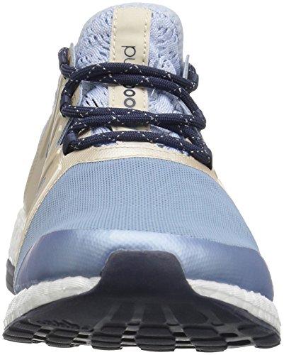 Zapatillas De Running Adidas Performance Mujeres Pureboost Xpose Clima Azul / Azul / Lino