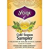 Yogi Tea Cold Season Sampler - 16 Tea Bags