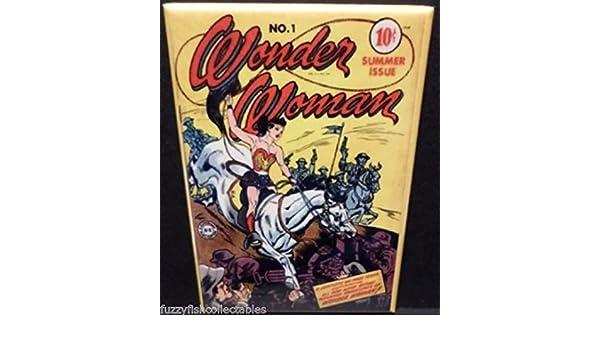 "Captain America Comics #1 cover 2x3/"" fridge//locker magnet vintage"