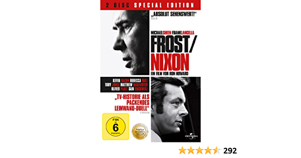 Frost/Nixon [Alemania] [DVD]: Amazon.es: Michael Sheen, Frank ...