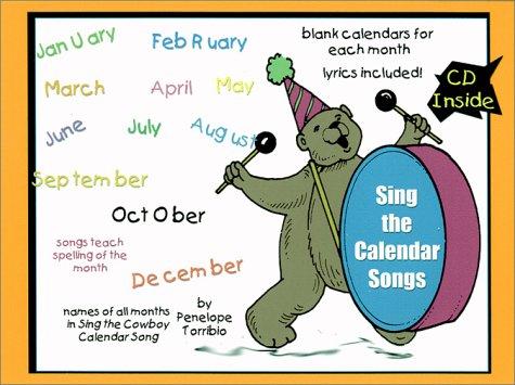 Sing the Calendar Songs - Amazon com Music