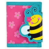 Stephen Joseph Bee Wallet, 1-Pack