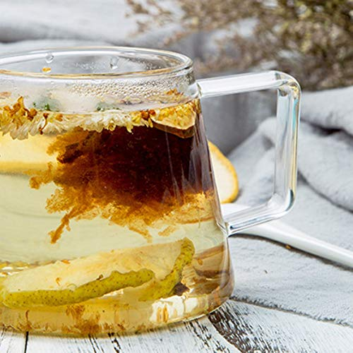 Osmanthus Té de pera Té de crisantemo Tributo a amarillo Té de crisantemo Té floreciente Bolsita de té Té de salud natural a base de hierbas - Blanco: ...