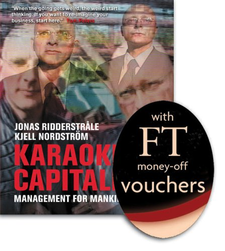 Karaoke Capitalism: Managing for Mankind
