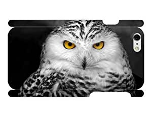 iPhone 6 cover case Animals - Snowy Owl by heat sublimation