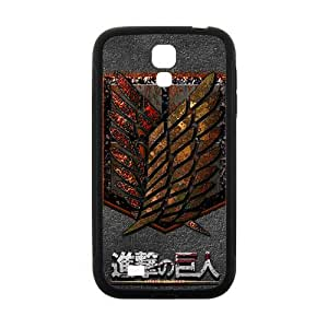 Attack On Titan New Style High Quality Comstom Protective case cover For Samsung Galaxy S4