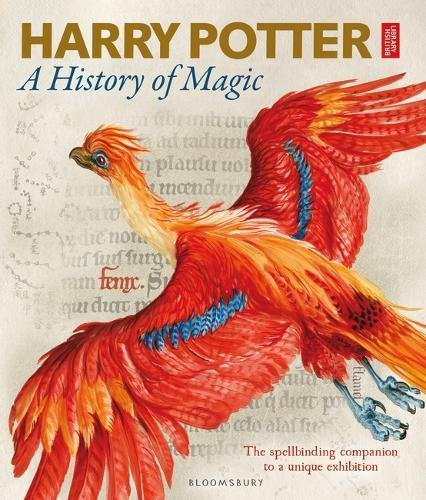 Harry Potter: A History of Magic cover