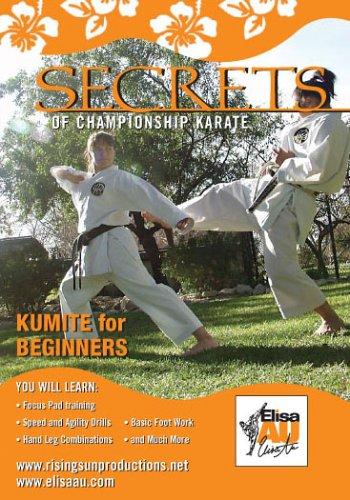 Elisa Au Secrets of Championship Karate: Kumite Beginners