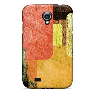 High-quality Durable Protection Case For Galaxy S4(vintage Colorful)
