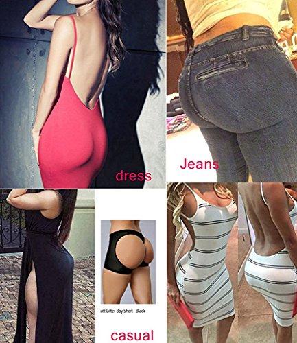 FUT Women's Sexy Butt Lift Panty Tummy Control Trimmer Shapewear Body Shaper Photo #5