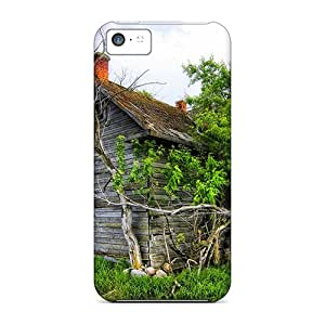 Fashion Protective An Old House Cases Covers For Iphone 5c
