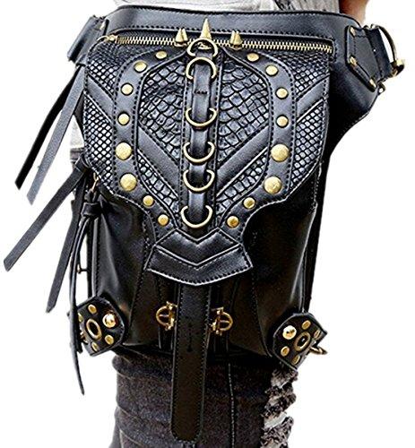 MIRUIKE Steampunk Handbag