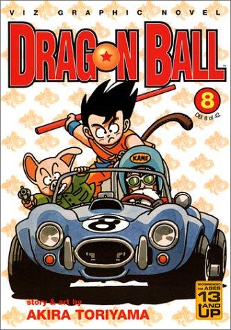 Download Dragon Ball, Volume 8 ebook