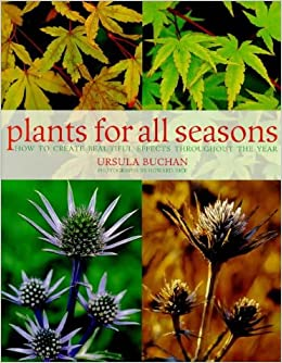 Book Plants for All Seasons: Beautiful and Versatile Plants That Change Through the Year