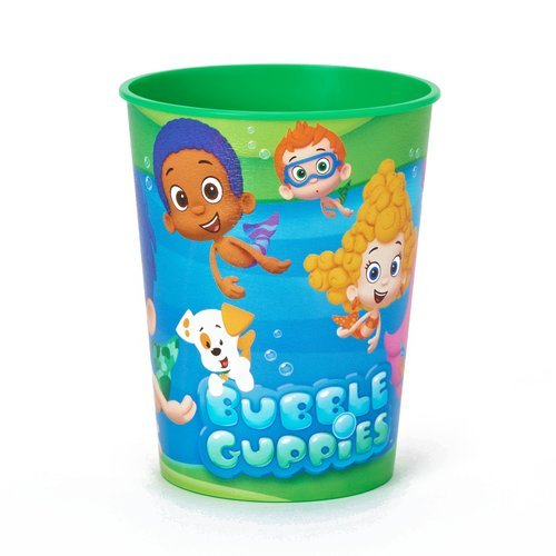 Bubble Guppies Plastic Drink or Favor Cup