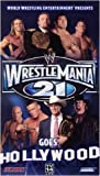 WWE: Wrestlemania 21 - Goes To Hollywood [VHS]